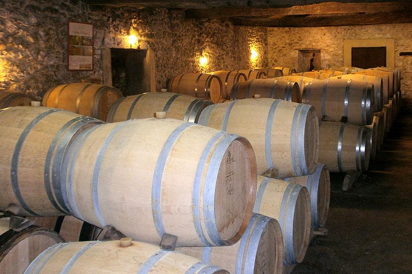 chai de Chateau Belingard
